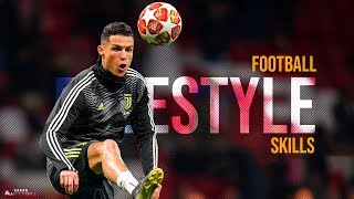 Football Freestyle Skills 2019 #2 | HD