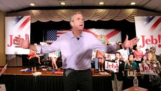 Poll: Everybody hates Jeb! (except rich people)