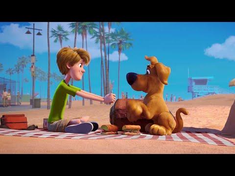 Скуби ду в детстве мультфильм