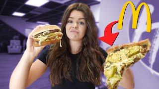 McDonald's Makes Big Mac Pizza?