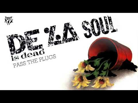 De La Soul   Pass The Plugs
