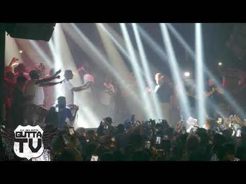 Lil Baby Brings Out Yella Beezy At Sold Out Concert In Dallas Texas (Gas Monkey) (CRAZY)
