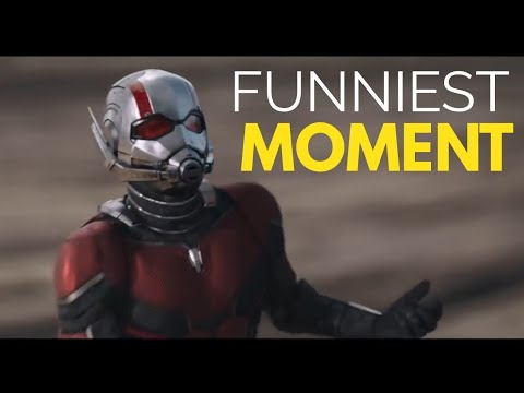 Ant Man & Wasp - Funniest Moment (2018)