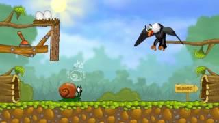 Детская Игра Мультфильм - Улитка Губки Боба