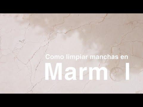 C mo limpiar manchas en m rmol youtube for Como limpiar marmol oscuro