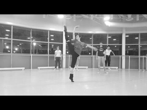 BOYS - The Washington School of Ballet - Ballet & Contemporary