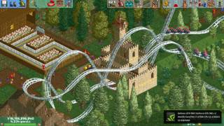 RollerCoaster Tycoon® 2: Triple Thrill Pack 1080p60 (OpenRCT2)