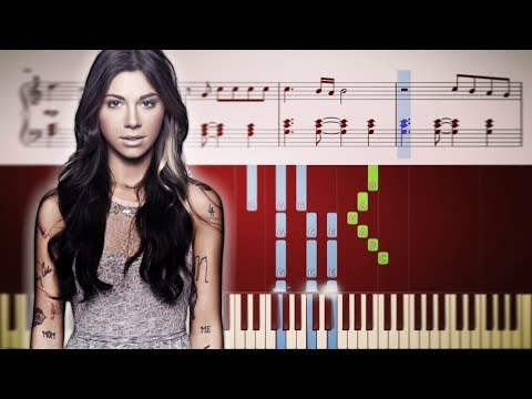 Christina Perri  A Thousand Years  EASY Piano Tutorial + Sheets