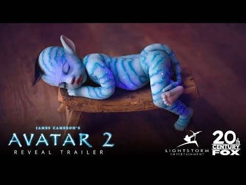 AVATAR 2 (2022) Reveal Teaser Trailer | James Cameron's 20th Century Fox Movie Concept | Disney+