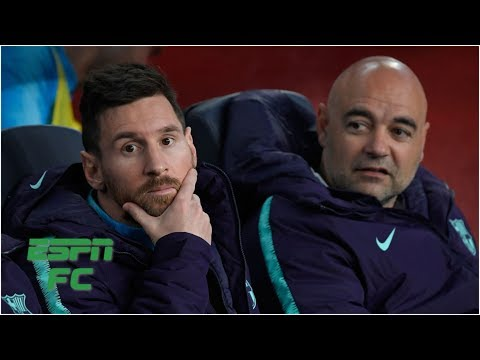 How Liverpool will (try to) stop Lionel Messi | Champions League