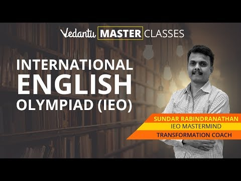 🔥🔥How to Crack International English Olympiad (IEO) for Grades 5 & 6 | Free Master Class