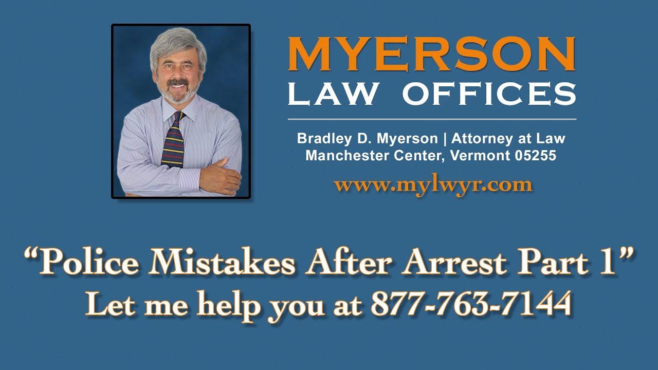 Vermont DUI Attorney | Vermont Criminal Defense Attorney