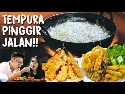 Tempura Street Food cuma Rp 18.000 !