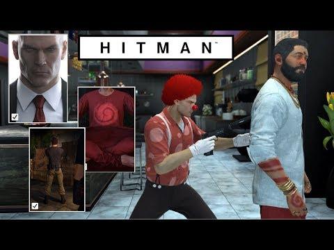 HITMAN: La Source:Assassin Silencieux, En Costume - Calmez-Vous Soldat - Cercle Restreint