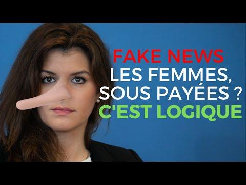 FAKE NEWS : LES FEMMES, SOUS-PAYÉES ? C'EST LOGIQUE ! [Rausis De Facto] from YouTube · Duration:  14 minutes 52 seconds