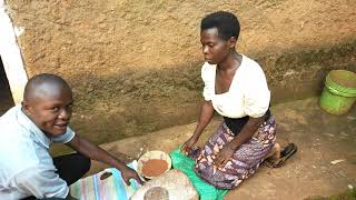 Tradicia muelilo de Burundo