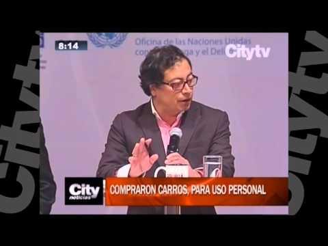 Polémica en empresa de energía de Bogotá | Citytv | Marzo 30