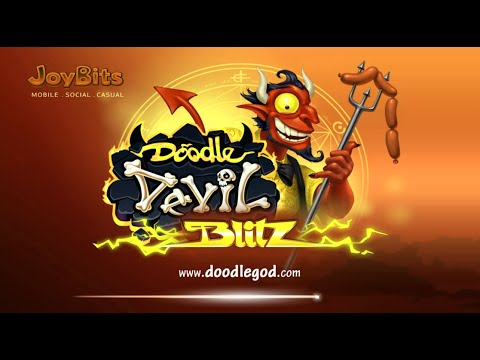 Doodle Devil Blitz Android Gameplay (HD)