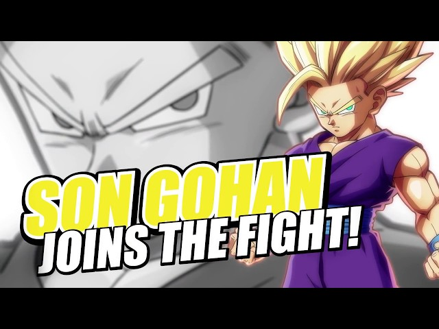 DRAGON BALL FighterZ - Gohan Character Trailer | X1, PS4, PC