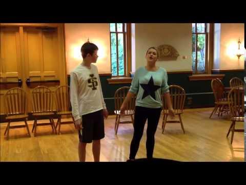Shrek the Musical at Saint Ignatius College Prep