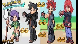 Pokemon Liquid Crystal Hardlocke Ep.5 - Como Destrozar a Tu Equipo