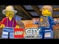 LEGO City Undercover #12 VIVENDO UM DIA NO INTERIOR COMO AGRICULTOR Dublado em Português