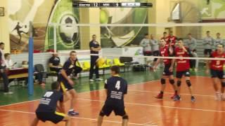 Волейбол. Шахтер - МВК (11.11.2016)