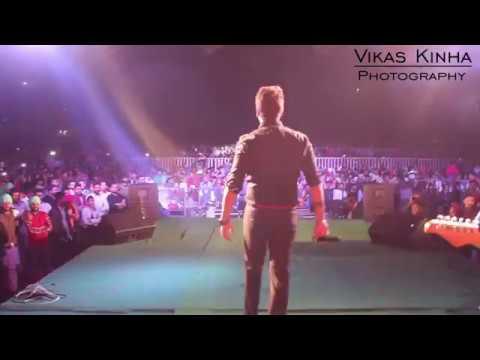 Kuwari | Mankirt Aulakh | Latest Punjabi Song 2016 | live | Panjab University