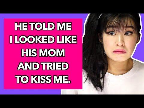 Awkward First Date Stories