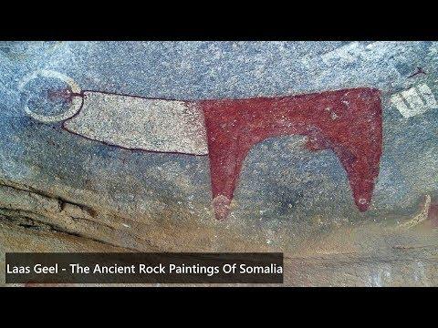 Laas Geel - The Ancient Rock Paintings Of Somalia