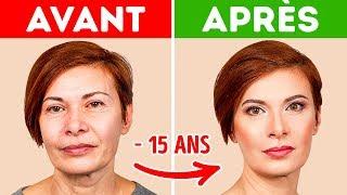 7 Astuces de Maquillage Pour Avoir L'air Plus Jeune