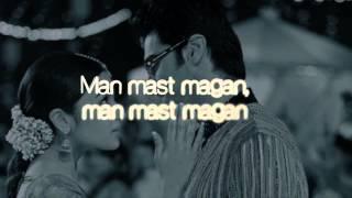 Man Mast Magan song, Arijit Singh, Chinmayi Sripada,2 States (2014) Arjun Kapoor, Alia Bhatt