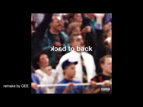 Drake - Back to Back Instrumental MOST ACCURATE REMAKE ON YOUTUBE