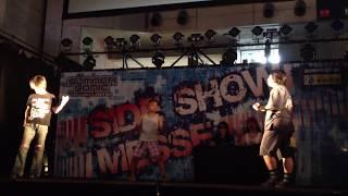 2012/08/19 第0回世界エアバンド選手権「エアネスジャパン」 airband Wo...