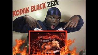 #kodakblack #offset Kodak  Black - ZEZE feat. Travis Scott & Offset [Official Music Video] Reaction