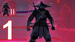 Ninja Arashi 2 - Gameplay Walkthrough Part 1 Levels 1-5 (Android, iOS)