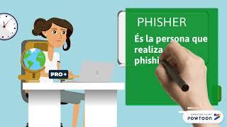 Explicación del phishing