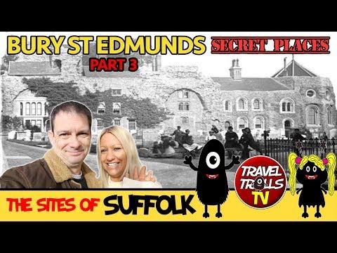 Best Tour Of Bury St Edmunds EVER! Part 3
