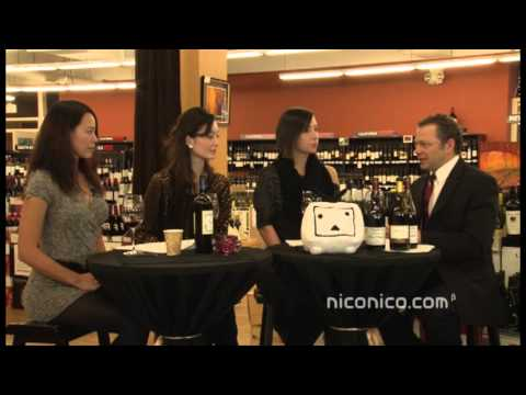 NicoNico at Wine World & Spirits Seattle