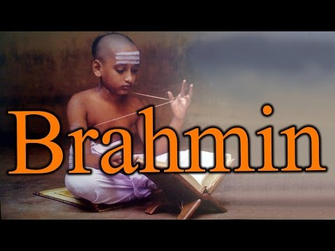 Who is a Brahmin? - பிராமணன் யார்?    (Tamil) -  Raja Yoga Series #63