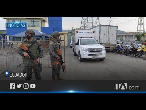79 muertos en enfrentamientos entre bandas en centros penitenciarios de Ecuador