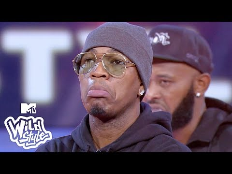 Ne-Yo Breaks His Foot In Nick Cannon's A** 😱 ft. Kodie Shane | Wild 'N Out | #Wildstyle