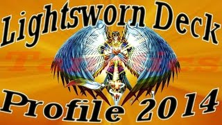 Yugioh Lightsworn Deck Profile September 2014