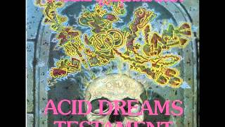 acid dreams testament 75 minutes of psychotic terror