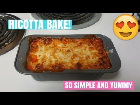 how-to-make-ricotta-bake