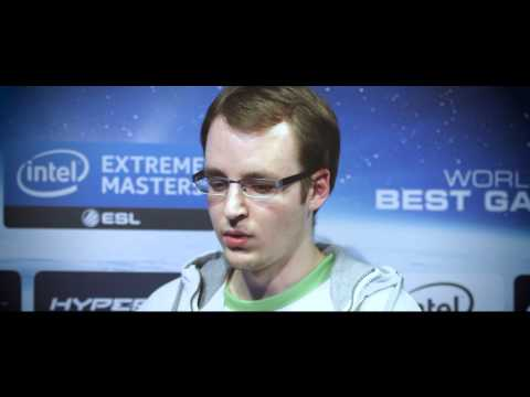 "IEM 2015 Gamescom - Group D - Nerchio Interview - ""It was the easiest group"""