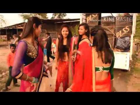 Tharu Wedding Dance