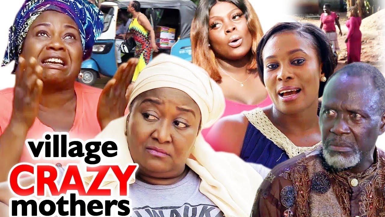 Download Village Crazy Mothers Season 1&2 - 2019 Latest Nigerian Nollywood Movie  Full HD