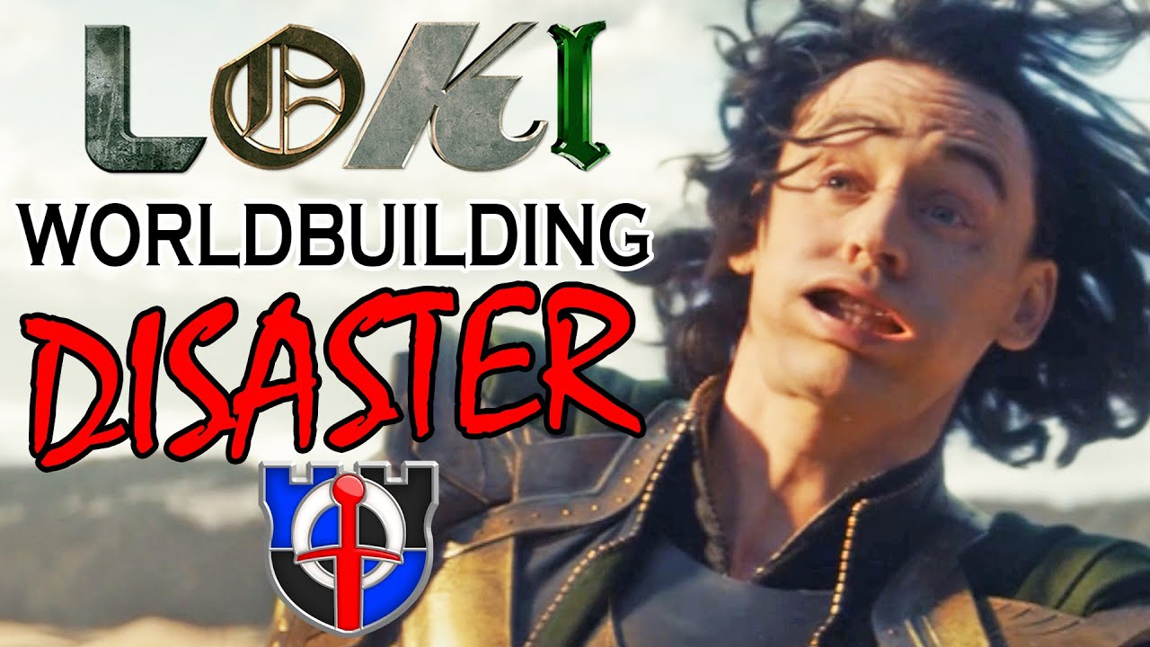 Why LOKI's worldbuilding is a DISASTER! and the lessons we can learn from it   A video essay