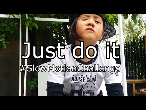 Slow Motion Challenge - The Execs ft Dj Smoove Killah - Just Do It #SlowMotionChallenge